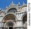 Basilica di San Marco at Venice, Italy - stock photo