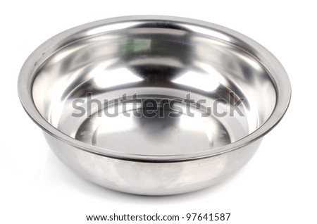 Basin - stock photo