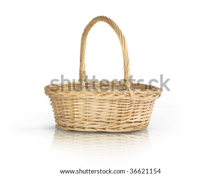 Basket - stock photo