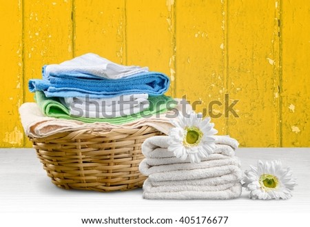 Basket. - stock photo