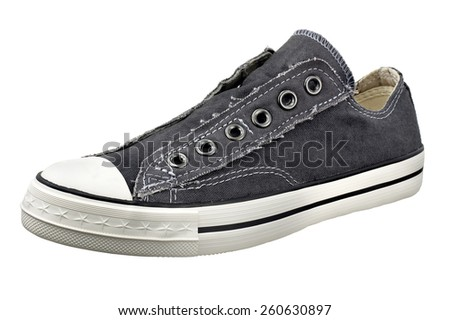 Basketball Shoe - stock photo