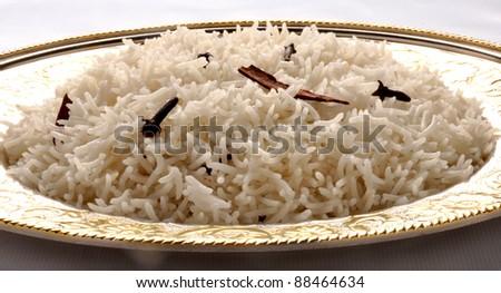 Basmati Rice 7 - stock photo