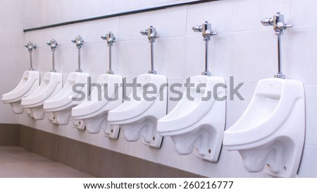Bathroom clean, you can share it with other people. The heart of thriving. - stock photo