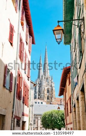 Bayonne, France - stock photo