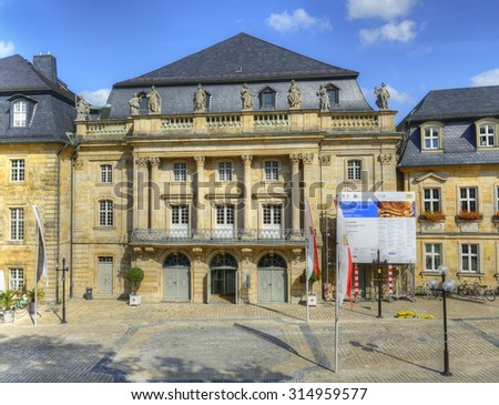 Richard wagner bayreuth opera house