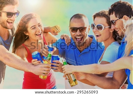Bbq, grill, summer. - stock photo