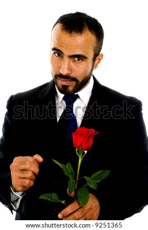 Be my Valentine? - stock photo