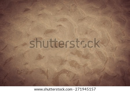 beach sand ,can use for background - stock photo
