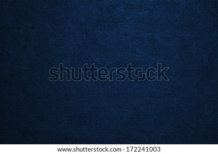beautiful abstract blue background of elegant light center on soft black vintage grunge background texture design of vignette border, dark blue paper page, old background announcement or invitation  - stock photo