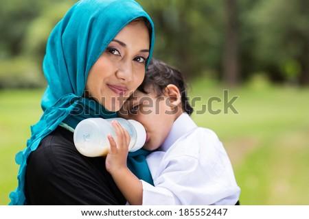 arabic essay mother