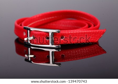 Beautiful bracelet - stock photo