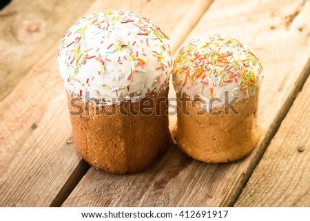 stock images similar to id 103610207 beautiful easter cakes