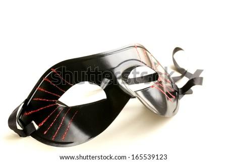 Beautiful festive carnival mask symbol theater - stock photo