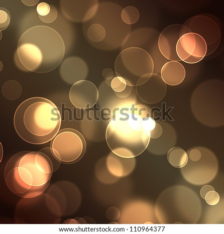Beautiful gold abstract background - stock photo