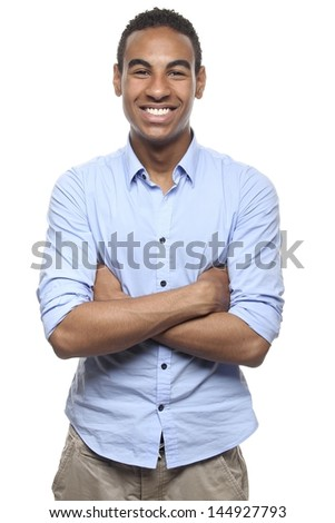 Beautiful happy Teenager - stock photo