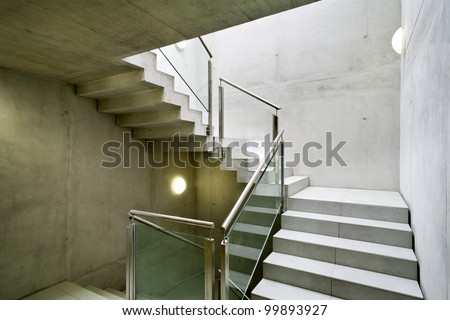 Beautiful Staircase Interior Staircase Interior Stock Photos Images Pictures Shutterstock