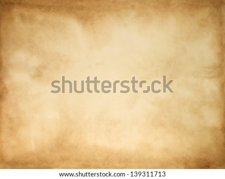 beautiful old-paper background - stock photo