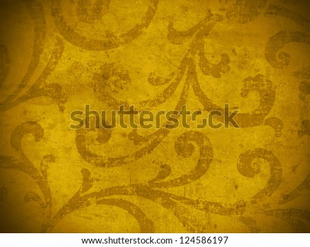 Beautiful ornament in arabian, islamic style. - stock photo