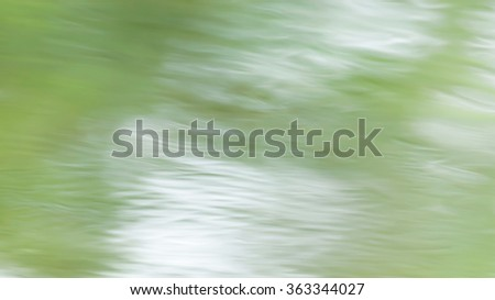 Beautiful river stream as abstract  background texture - stock photo