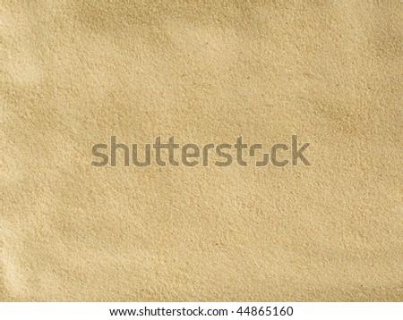 Beautiful Sand Texture - stock photo