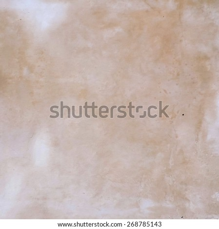 Beautiful smooth grunge wall texture for background. - stock photo