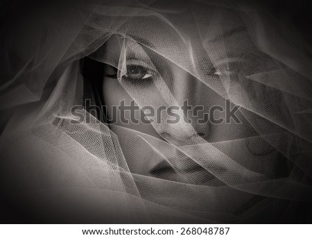 Beautiful Store Mannequin [not human] - stock photo