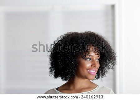 Beautiful Urban Woman in a variety of poses. - stock photo