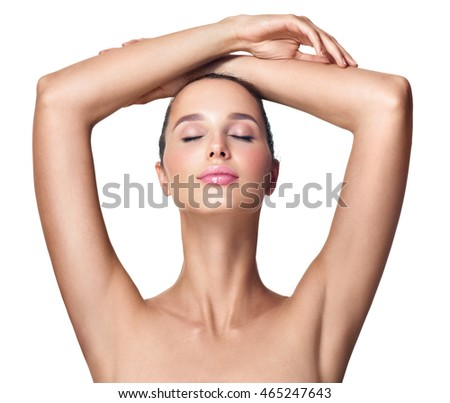 how to keep hairy armpits clean