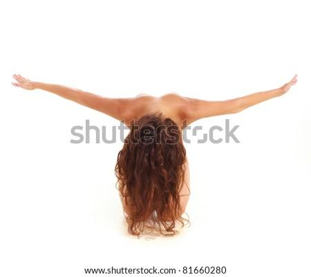 Beauty Body Woman - stock photo