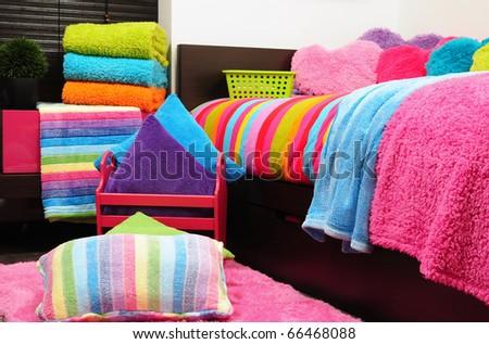 Bedding - stock photo