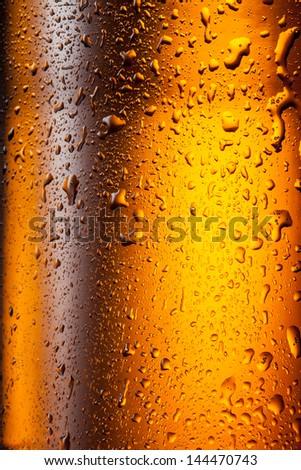 Beer. Background - stock photo