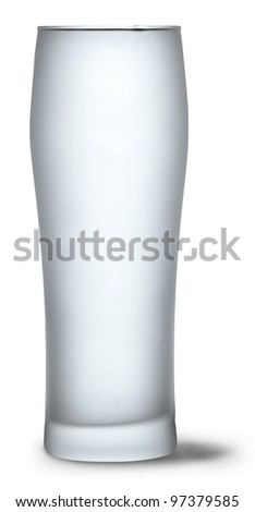 Beer Glass - stock photo