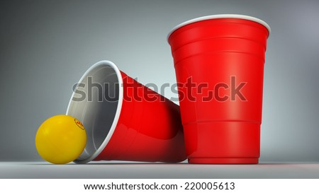 Beer Pong Stock Photos Images Amp Pictures Shutterstock