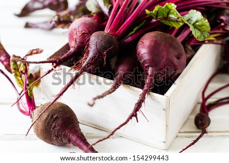 Beetroots - stock photo
