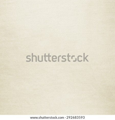 beige background canvas fabric texture pattern - stock photo