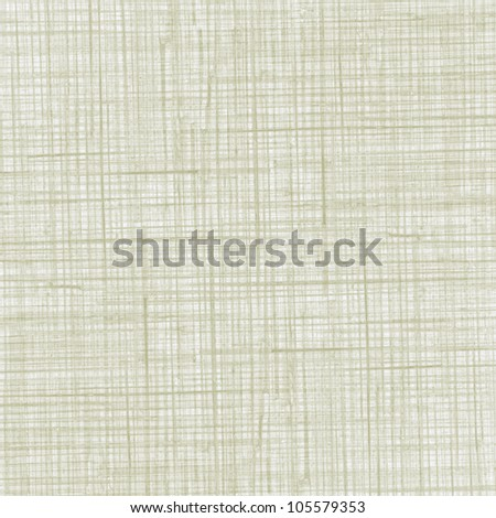 beige canvas texture with delicate mesh pattern as abstract background - stock photo