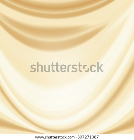 beige coffee background, cream or chocolate with milk vintage curtain background - stock photo