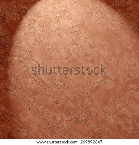 beige concrete wall - stock photo