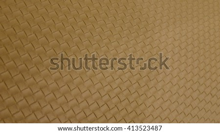 Beige Leather Texture- background for design with copy space for text or image. - stock photo