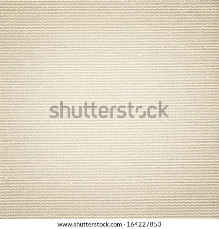 Beige linen texture background  - stock photo