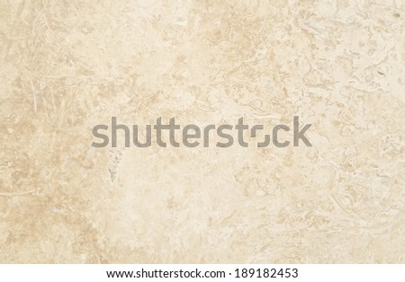 Beige marble. (High Res.) - stock photo