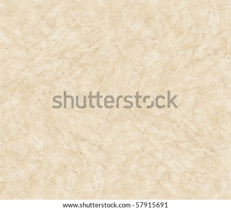 Beige marble texture background (High resolution) - stock photo