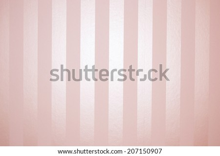 Beige satin striped background / wallpaper - stock photo