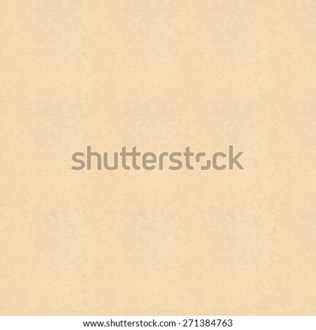 Beige vintage paper suitable for use as background or texture - stock photo