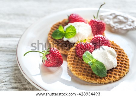 Stock Images similar to ID 59781025 - breakfast with coffee and...