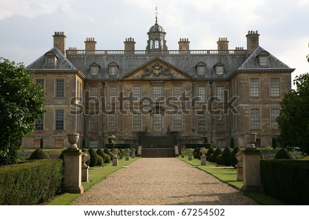 Belton House - stock photo