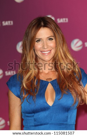 BERLIN, GERMANY - SEPTEMBER 18: Actress Poppy Montgomery attends the 'Unforgettable' Photocall at the Hotel Ritz Carlton on September 18, 2012 in Berlin, Germany. - stock photo