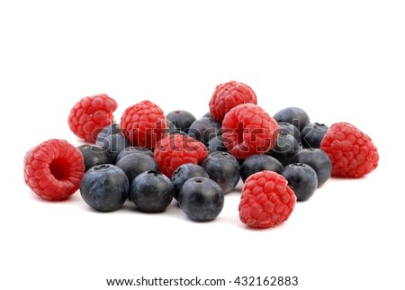 Berries. Berries on white. Berries. Berries. Berries.  Fresh ripe berry on a white background. Berries. Berries. Berries isolated on white. Berries. Berries. Berries fruit. Healthy berries. Berries.  - stock photo