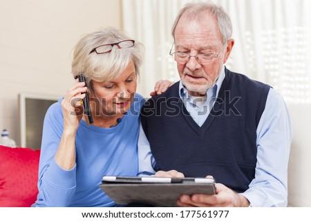 best agers enjoying retirement - stock photo