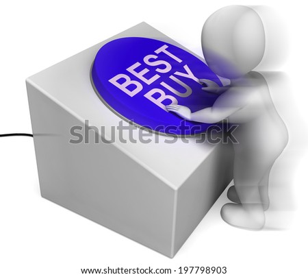 Best Buy Pressed Meaning Product Excellence And Quality - stock photo